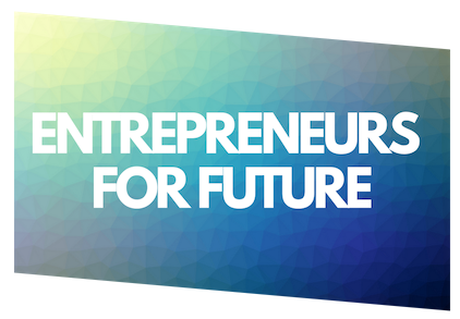 Logo Entrepreneurs for future
