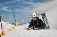 Deutsche Windtechnik is expanding its services for Senvion technology systems worldwide. (Photo: Deutsche Windtechnik)