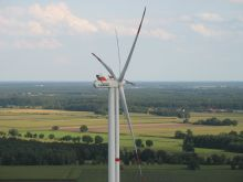 Deutsche Windtechnik is taking over six Vestas V112 turbines at the Bokel-Ellerdorf wind farm. (Photo: Deutsche Windtechnik)