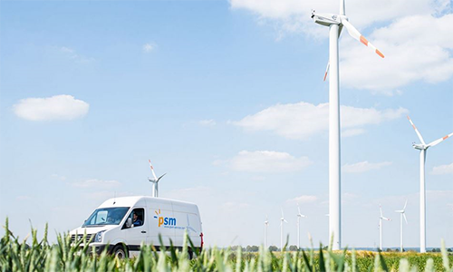 Deutsche Windtechnik acquires psm WindService