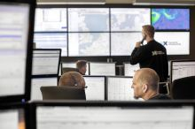 Control Centre Ostenfeld: Approximately 70 per cent of all technical faults are resolved directly in our control centre. (Photo: Deutsche Windtechnik)