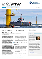 May 2018 - Integrated seabed surveys reduce costs