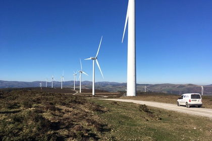 Deutsche Windtechnik signs massive service contract for Gamesa turbines with long-standing customer in Spain