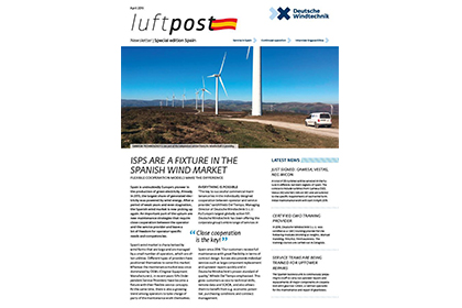 luftpost - Special edition Spain