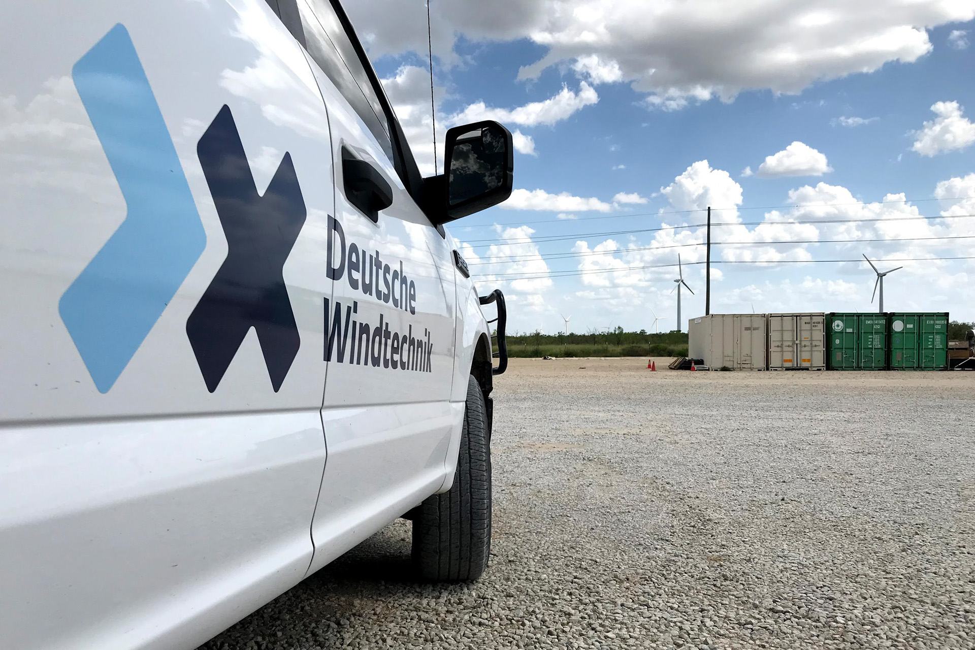 Deutsche Windtechnik USA performs inspections campaign on 112 Vestas V100 turbines in Texas