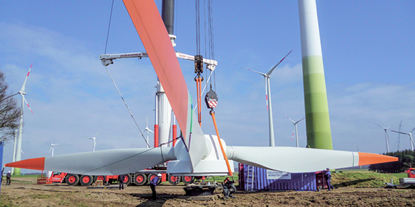Repowering of wind turbines